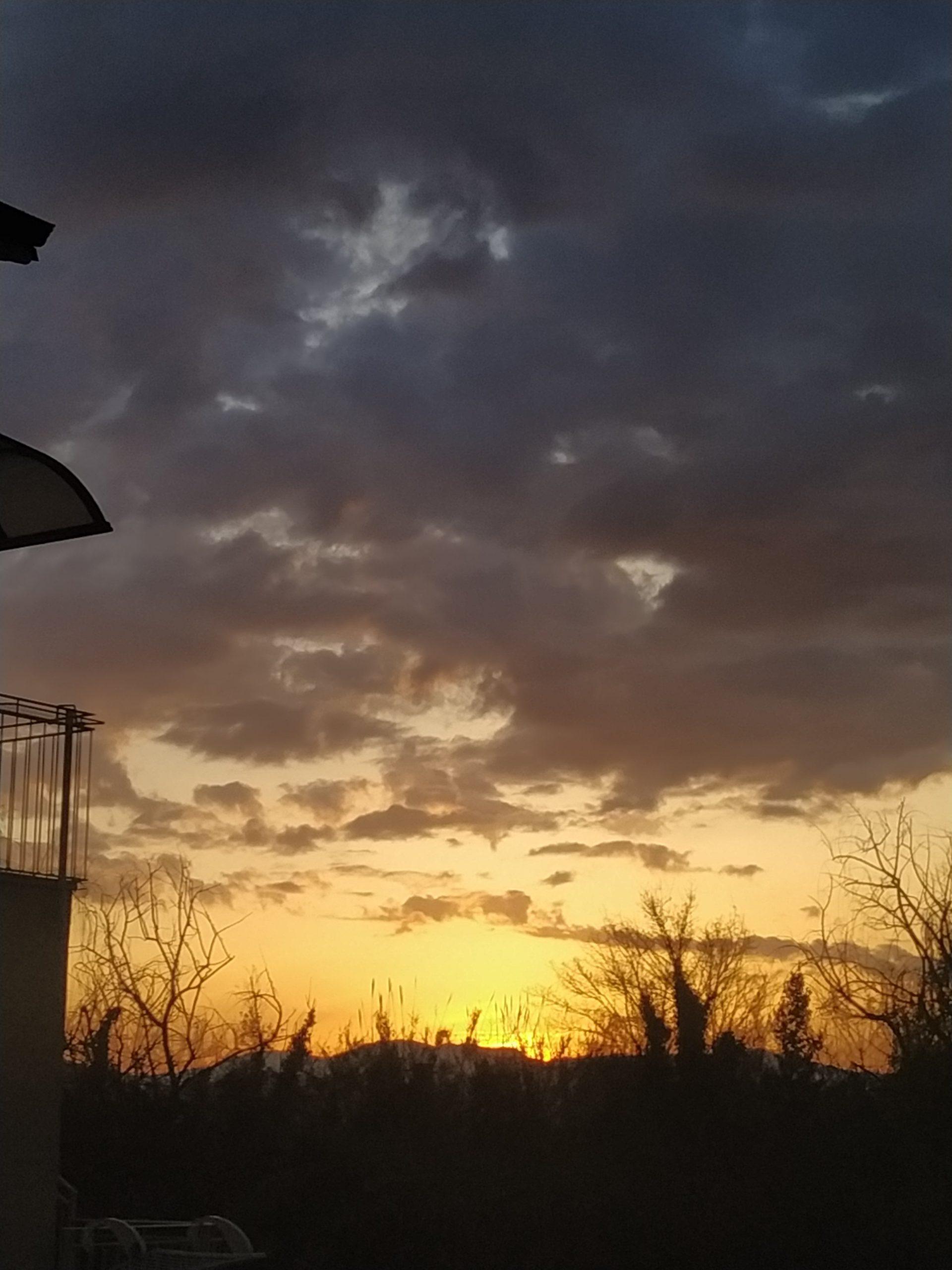 Virus al tramonto